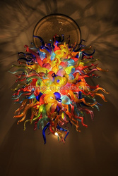 Hot Sale Luxury and Old Fashion Murano Glass Chandelier
