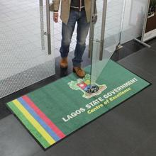 Brand new printed mat for promotional use