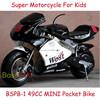 Good Quality Electric Start Kids Motorcycle 49CC Pocket Bike