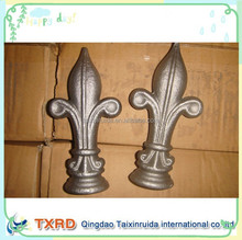 wrought Iron Spear Top/ Wrought Iron Arts manufacture