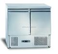 二つのドア冷蔵庫用ステンレス鋼の下にベンチ/900mmベンチキャビネット冷凍庫/レストラン台所の冷蔵庫( スカイプ: ベルク- 自動的)