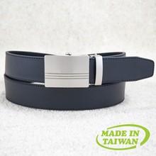 New arrival automatic 35mm man black formal established leather belt