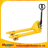 CBY series 2Ton hydraulic manual/hand pallet truck,metal lifting tool