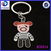 alibaba newest mini soccer ball key chain for promotion