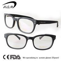 Acetate High Quality Rubber Frame For Glasses
