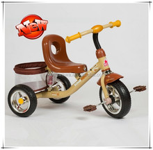 2015 Kexili high quality beige color children tricycle 9912 for sale