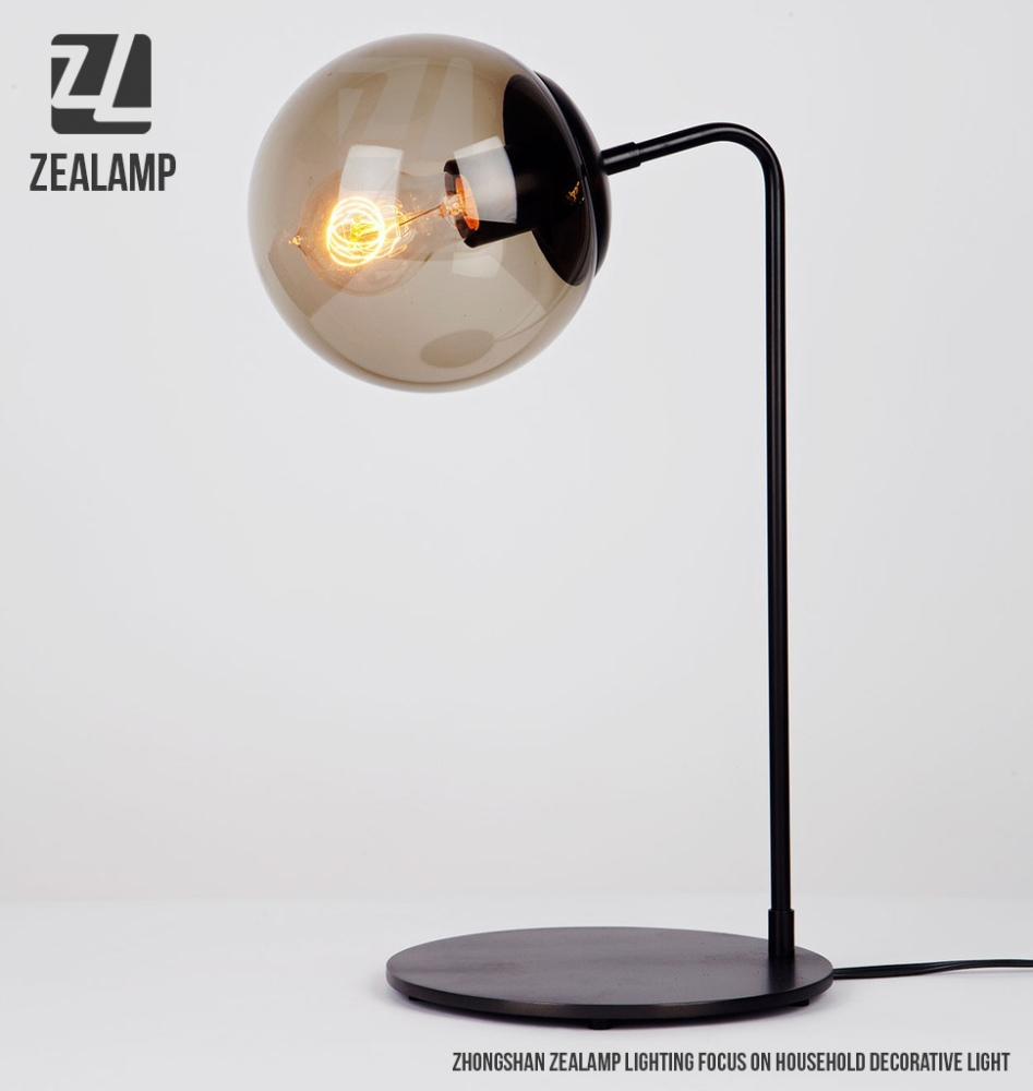 Hot sale indoor decorative led light hand blown globes for Funny lamps for sale
