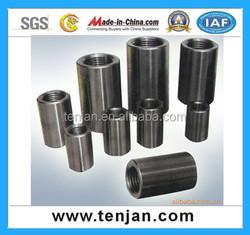 rebar coupler anti-corrosion of seawater/sattwater rebar coupling