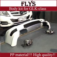 High Quality Best Selling 2008-2013 Glk300 GLK260 GLK350 for Bens Mercede Am-g Body Kits Plastic material PP