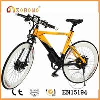 CE certification yellow kids electric dirt bike