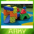 2014 Camioneta juguetes juego de gran bloque juguete plástico