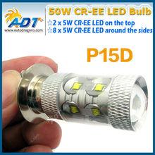 p15d 50w high power led chip super white