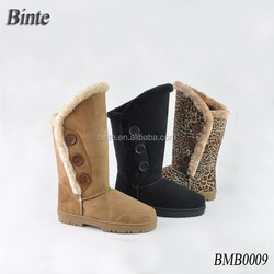 Italian wonderful TPR outsole durable winter boots shoes