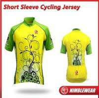 2012 Nimblewear Short Sleeve Cycling Tops