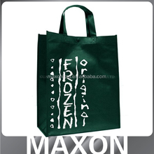 Popular wholesale pictures printing non woven shopping bag made in guangdong