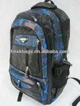 nylon teenager school bags and backpack