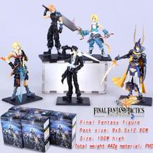 Figura del Anime / Final Fantasy figura ( precio para 5 unids un conjunto ) / PVC figura