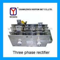 single-phase rectifier bridge