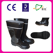 special type safety working boots with reflective tape