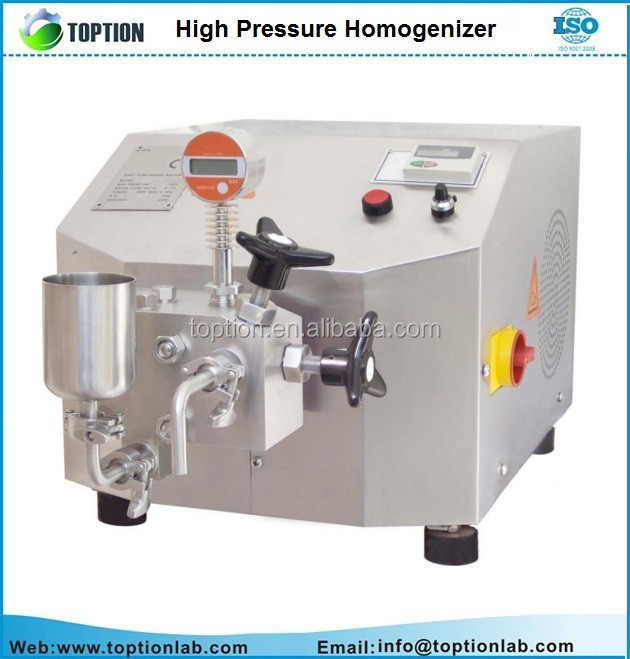 15l Liposomes High Pressure Homogenizer Price Buy High