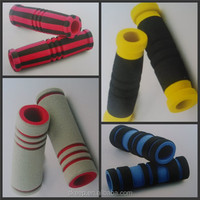 finger grip tube handle tool rubber grip