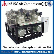 15KW/20HP portable air industrial piston compressor high pressure for industrial used on sale