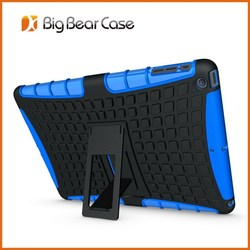 2015 wholesales factory high quality pc tpu case for ipad air