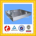 placa de aluminio de espesor 20mm