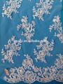 2015 bordadas con cuentas de tul de tela con lentejuelas de tela de tul para la fiesta de boda sby61731cb