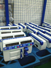CE approved double channel Dual channel Syringe pump
