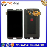 Original Grey For Samsung Galaxy Note 2 LCD With Digitizer