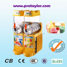 Advanced slush machine with commercial stainless steel
