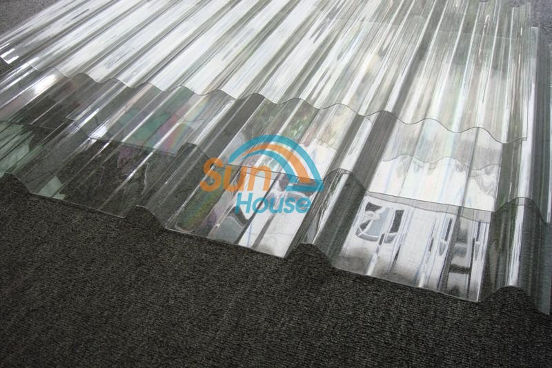 Heat Resistant Roofing Sheets Comfortable Inside