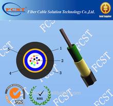 De alta calidad de aire 12 cable de soplado, núcleo de aire cable con un buen rendimiento que sopla