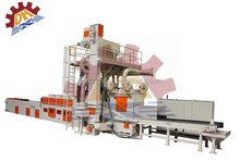 descaling high-tech steel channels shot blasting machine