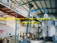 Hot sale small palm oil refinery with 22 years experience