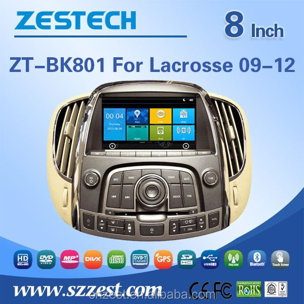 Car Gps System Product : Car gps navigation system for buick lacrosse