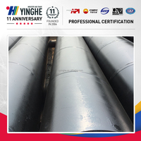 China manufacture large diameter high-strength spiral weled steel pipe/tube for sale