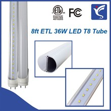 T8 LED Tube Light Fluorescent Daylight 2400mm 8ft 2.4m 36w R17D 6000k