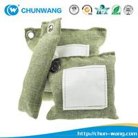 2015 new products Custom car Logo brand solid car air freshener
