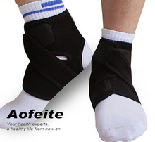 2015 new professional basketball ankle bandage ANKLE injury prevention ankle guard support