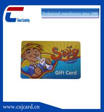 EM4100 smart rfid card for people management