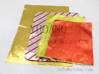 pre-cut sheet heat sealing plastic cup aluminum foil lid