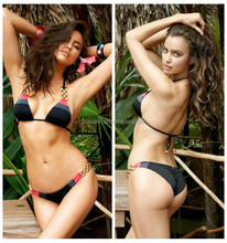 design your own open hot sexi extreme bikini triangl