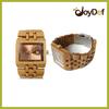 2015 Wooden Wristwatches,Brand Rolexable Mechanical Wood Woman Watch