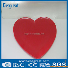 CE / EU,FDA,LFGB,SGS Certification and Eco-Friendly Feature white plastic dish