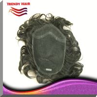 Hair Piece Toupee Afro Curl