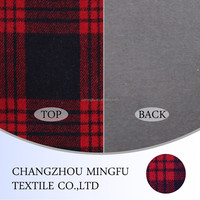 50% Polyester50% Wool Fabric, double faced Woven Wool Fabric, Ladies' Clothing Fabric