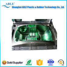 High quality auto light shell mould making/plastic car lamp shell mould