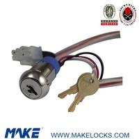 MK104-5 Safety Key Toggle Switch Lock
